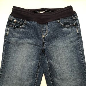 Women's Motherhood Maternity Denim Jeans Size S